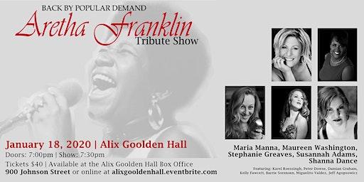 Aretha Franklin Tribute Show 2.0