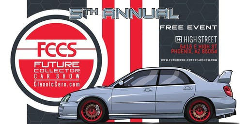 5th annual Future Collector Car Show
