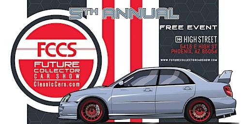 5th annual Future Collector Car Show