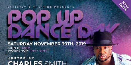 Strictly 4 The Kids - Pop Up Dance Day  tickets