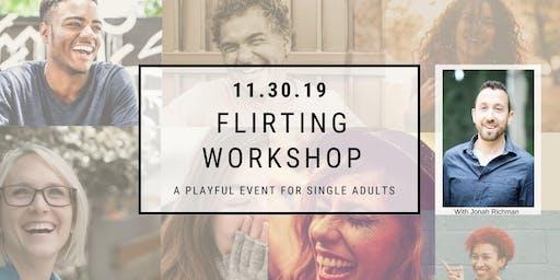 Flirting Workshop