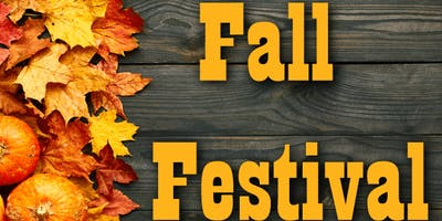 Fall Festival For All!