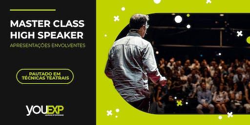 Master Class High Speaker