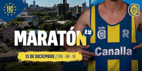 12º Maratón del Club Atlético Rosario Central entradas