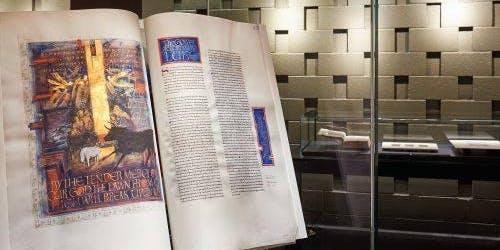 Saint John's Bible: Journey to SEU (Arts and Humanities on the Hilltop Homecoming)