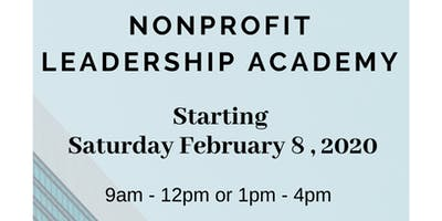 Nonprofit Leadership Academy