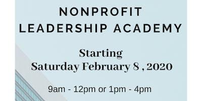 Nonprofit Leadership Academy