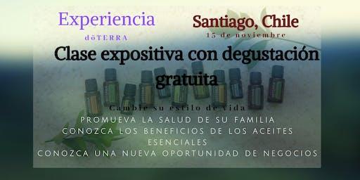 Presentación dōTERRA Santiago, Chile
