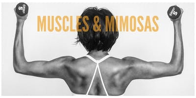 Complimentary Muscles and Mimosas!