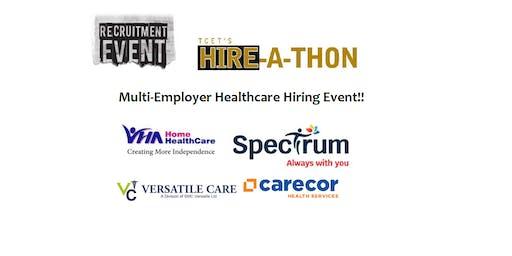 HIRING EVENT: Multi-Employer Healthcare/ PSW