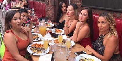 Boujie Brunch Saturday at Tenth Avenue Lounge & Rooftop