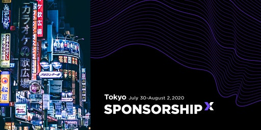 SponsorshipX Tokyo 2020