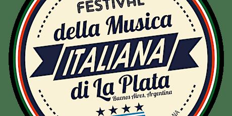 Audición, VI Festival de la Música Italiana de La Plata-Edición 2020 entradas