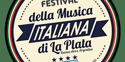 Audición, VI Festival de la Música Italiana de La Plata-Edición 2020