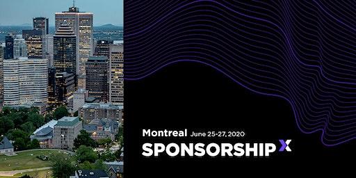 SponsorshipX Montreal 2020