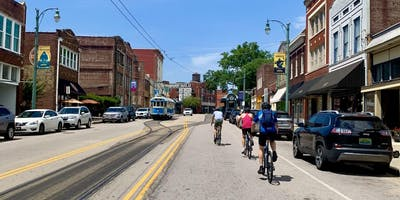 Downtown Memphis Brewery Bike Tour