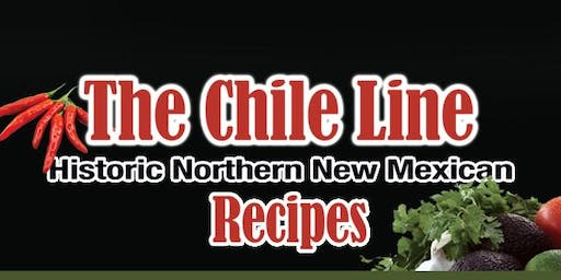 The Chile Line Book Launch and Reception