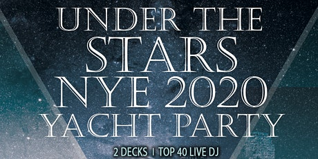Vancouver New Year's Eve Under The Stars Cruise 2020 tickets