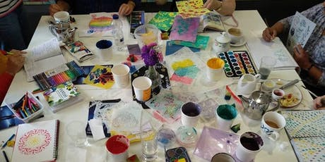 Creative Journal Club - Weekly Drop In tickets