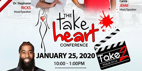 Take Heart Conference - Take 2 (NEW DATE) tickets