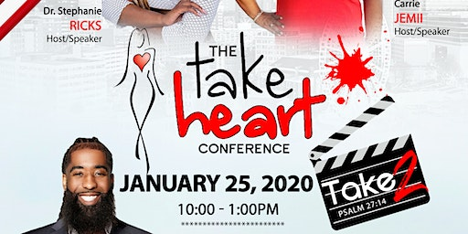 Take Heart Conference - Take 2 (NEW DATE)
