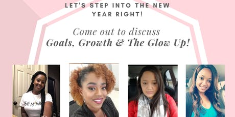 Goals, Growth, & Glow tickets