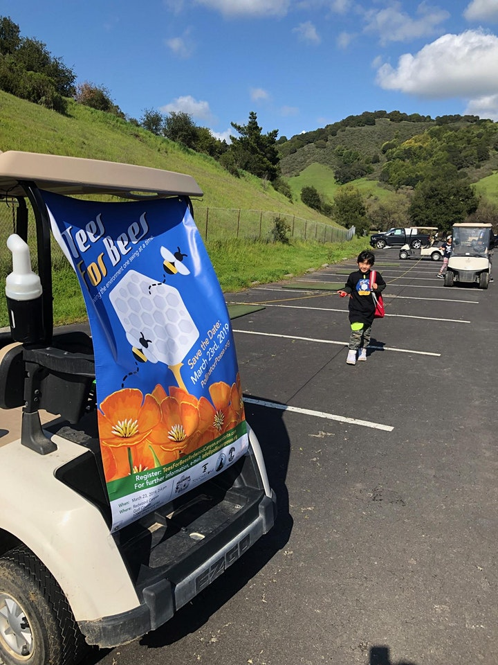 Tees for Bees at Lake Chabot Golf Course image