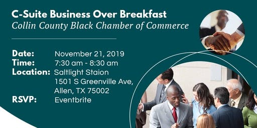 C-Suite Business-Over-Breakfast CCBCC