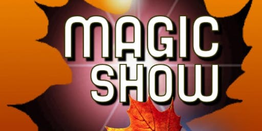 FALL MAGIC SHOW