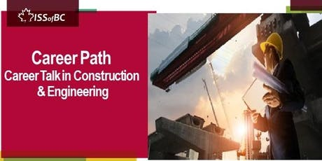 Career Talk in Construction and Engineering tickets