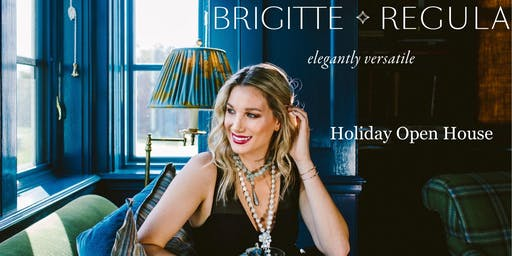 Brigitte Regula Jewelry Holiday Open House