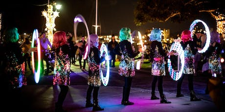 Marina del Rey New Year's Eve Fireworks & Glow Party tickets