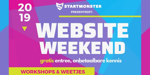 Website Weekend 2019