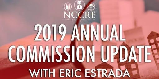 2019 ANNUAL COMMISSION UPDATE