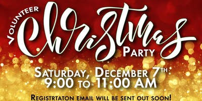 2019 St. Paul's Ministry Volunteers Christmas Breakfast