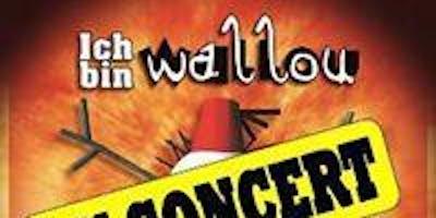 Concert Rock N'mlher- Ich Bin Wallou - Caveau des Oubliettes