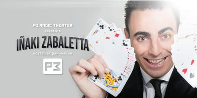 Tuesday Night Magic with Iñaki Zabaletta