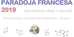 PARADOJA FRANCESA 2019 Coloquio Vino y Salud