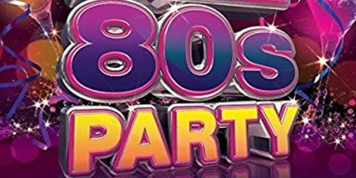 80's Party Night - Queens Hall Cuckfield