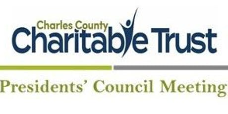 Charles County Charitable Trust President's Council Meeting tickets