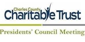 Charles County Charitable Trust President's Council Meeting