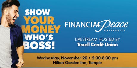 Dave Ramsey's Financial Peace Live! tickets