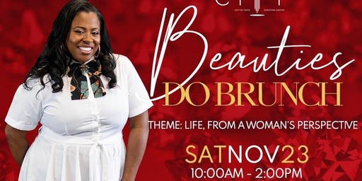 """Beauties Do Brunch"" presented by the G.E.M.S."