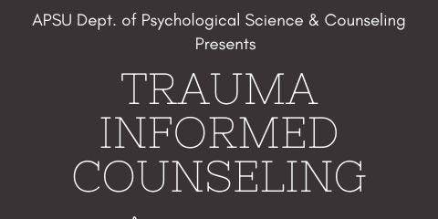 Trauma Informed Counseling