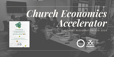 Church Economics Accelerator tickets
