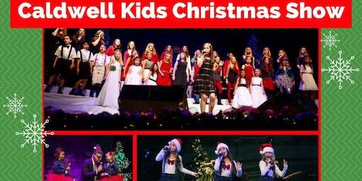 Caldwell Kids Christmas Show