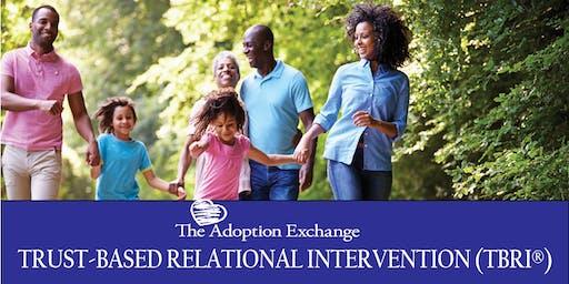 TBRI® Caregiver Training Full Series Utah (3-days) Jan. 9th - 11th 2020