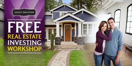 Free Real Estate Workshop Coming to Novi - November 22nd tickets