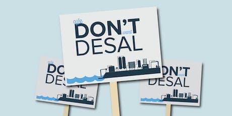 Last Chance: No Ocean Desal in Santa Monica Bay tickets