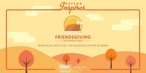 Friendsgiving Fundraiser Presented by Dayton Inspires